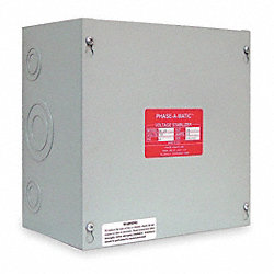Voltage Stabilizer, Max Amps 102, 40 HP