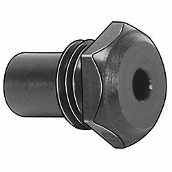 Nosepiece, 3/16 In, Steel, Use with 3EHT3