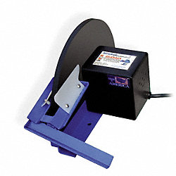 Skimmer, Disc, 12 In, 7 RPM, 110VAC