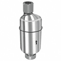Automatic Vent Valve, Air, 3/4 In NPT
