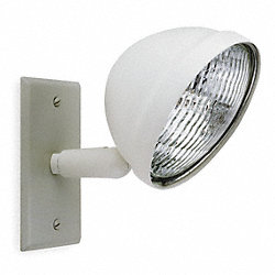 Remote Head, 1 Lamp, 6V, 6W, Halogen