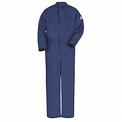 FR Contractor Coverall, Navy, 3XL, HRC2