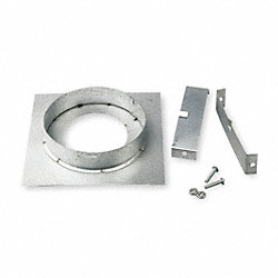Firestop Support Plate, Type B, 4 In