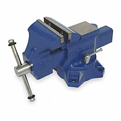 Combination Bench Vise, Mechanics, 5 In