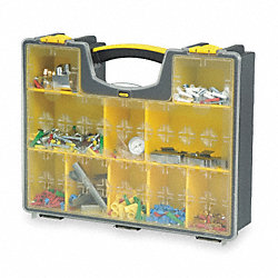 Parts Organizer, 10 Compartments
