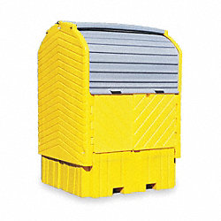 IBC Containment Unit, 8500 lb., 360 gal.