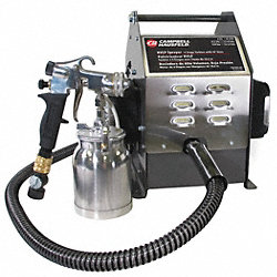 HVLP Paint Sprayer, 4 Stage, 1 qt.