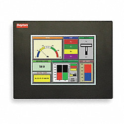 Touchpanel, 10In TFT Color, 54000 Hrs