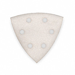 Triangle Vacuum Sanding Sheet, 60G, PK5