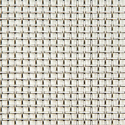 Wire Cloth, 316, 18 Mesh, 0.0170 dia., 24x24