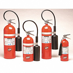Fire Extinguisher, Dry, BC, 5B:C