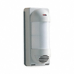 Dual Zone Outdoor Detector, 40x40 Ft