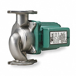 Circulator Pump, 1/35 HP, 115V, 0.54 Amps