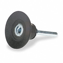 Mini Flap Disc Bkup Pd, 2InDia, RollOn/Off