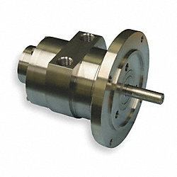 Air Motor, 4 HP, 3000 RPM, Flange Mount