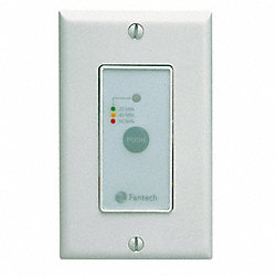 Timer Control, Push Button, 24 Volt