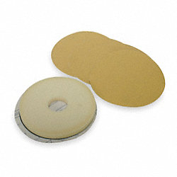 Disc Kit, 9 In, 150 Grit, Discs/Pad, Pk 5