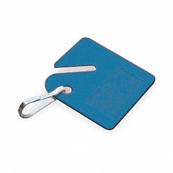 Cabinet Tag with Hook, Assorted, PK 20