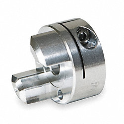 Jaw Cplg Hub, Bore Dia .250 In, Size JC16
