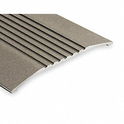 Saddle Threshold, Fluted Top, 4 Ft