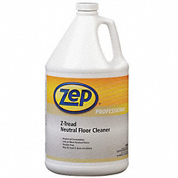Floor Cleaner, 1 gal., Pleasant, Green