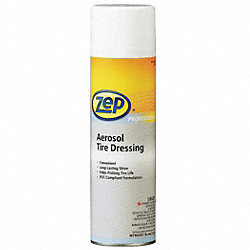 Tire Dressing, 20 oz, 14 oz Net, Aerosol