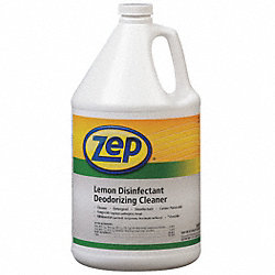 Disinfectant Deodorizing Cleaner, Lemon