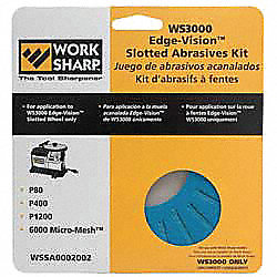 Slotted Abrasive Kit