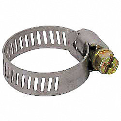 Hose Clamp, 3/8 In.