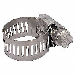 Hose Clamp, 1/2 In.
