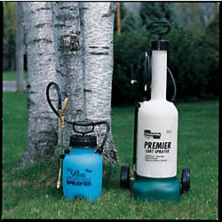 Handheld Sprayer, Polyethylene, 3 gal.