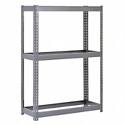 RCRD STGE RACK ONLY 3-LVL 42X3