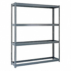 RCRD STGE RACK ONLY 4-LVL 42X3