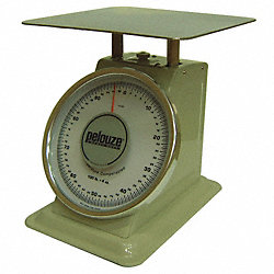 Heavy Duty Receiving Scale, 100 lb. Cap.