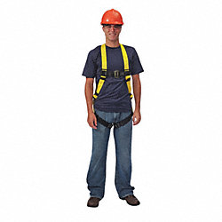 Full Body Harness, Universal, 310 lb.