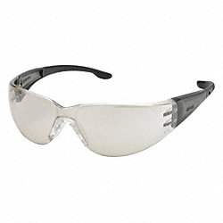 Safety Glasses, Indoor/Outdoor, Uncoated