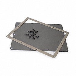 Tank Lid Kit, Steel, For 3JWU1