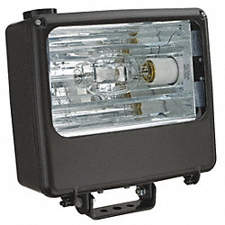 Floodlight, 400W Metal Halide, 120 to 277