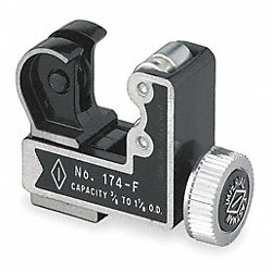 Tube Cutter, 3/8-1 1/8 In