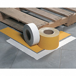 Pavement Marking Tape, Yellow, 2-Way, 150ft