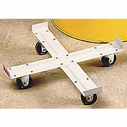 Drum Dolly, 1000 lb., 5-1/2 In. H