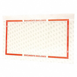 Packing List Envelope, 10 In H, PK 1000