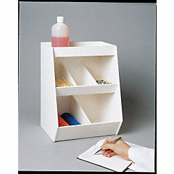 Lab Storage Bin, Benchtop, 22x24x9.2In