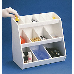 Bin, Lab Supply, 12 x 12 x 7.5 in