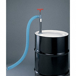 Hand Operated Drum Pump, PVC