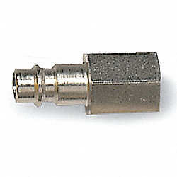 Swivel Connector, 1/4 In FNPT to MNPT