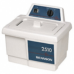Ultrasonic Cleaner w/MTH, 0.75 gal, 60 min