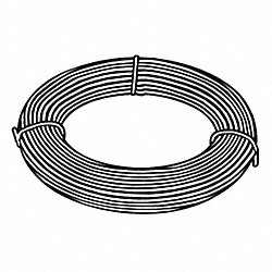 Music Wire, C1085 Steel Alloy, 2, 0.011 In