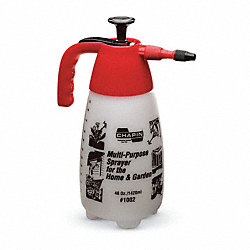 Handheld Sprayer, 0.38 gal., Poly