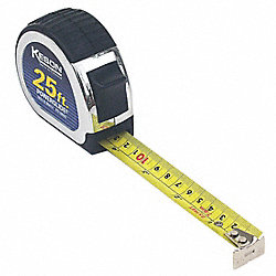 Measuring Tape, 25 Ft, Engineers